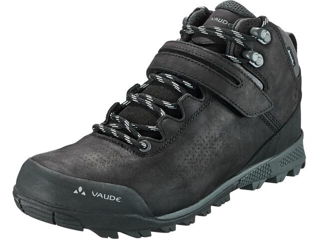 VAUDE AM Tsali Mid STX Chaussures, phantom black